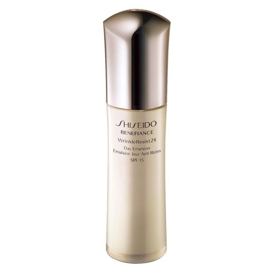 Shiseido Benefiance WrinkleResist24 Day Emulsion LSF15 (75 ml)