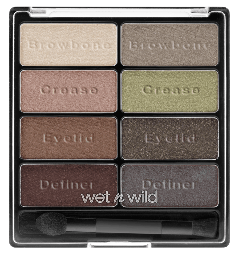 Wet`n Wild Color Icon Lidschatten-Palette, Comfort Zone E738