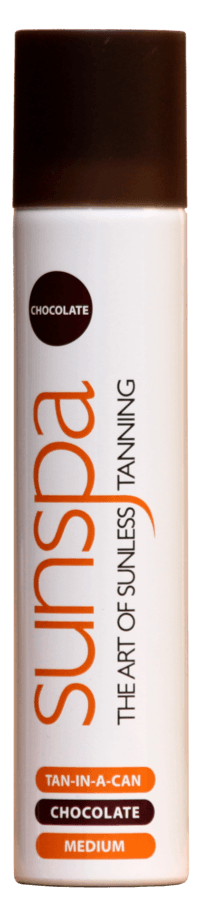 SunSpa Chocolate Spray (200 ml)