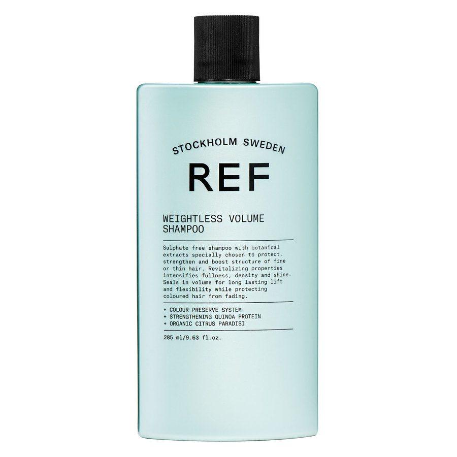 REF Weightless Volume Shampoo (285ml)