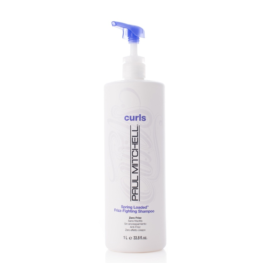 Paul Mitchell Curls Spring Loaded Frizz-Fighting Shampoo (1000 ml)