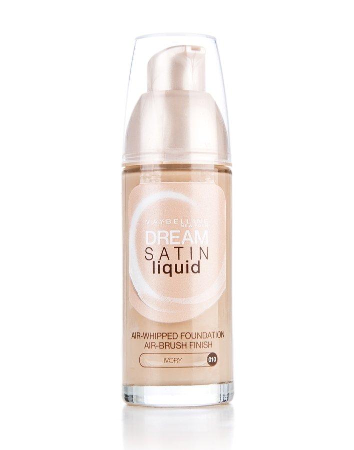 Maybelline Dream Satin Liquid, 010 Ivory (30 ml)
