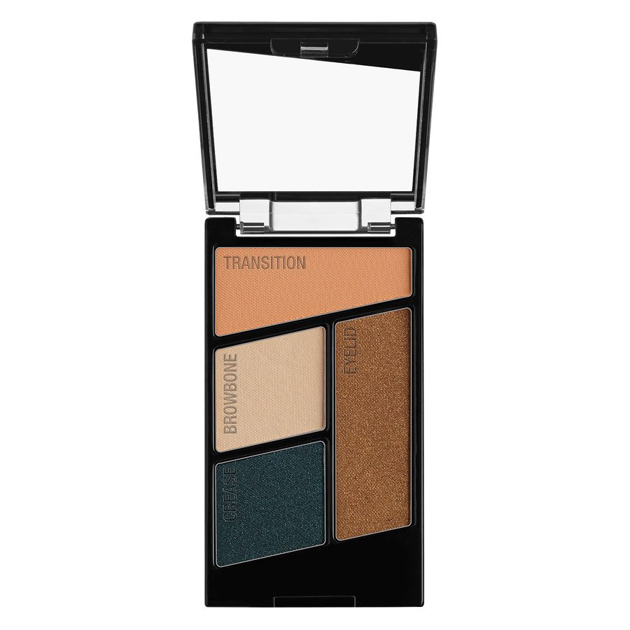 Wet'n Wild Color Icon Eyeshadow Quads, Hooked on Vinyl