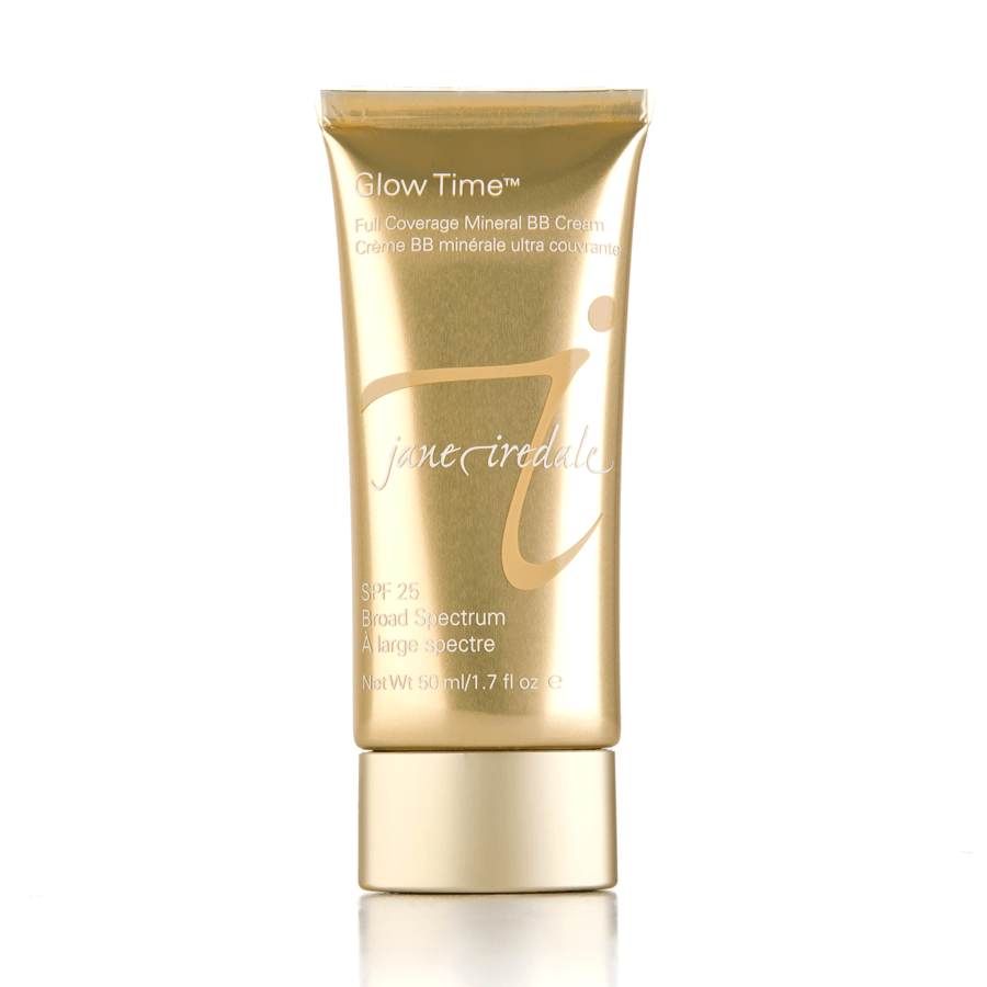Jane Iredale Glow Time Full Coverage Mineral BB Creme BB9 (50 ml), Medium Dark, Dark