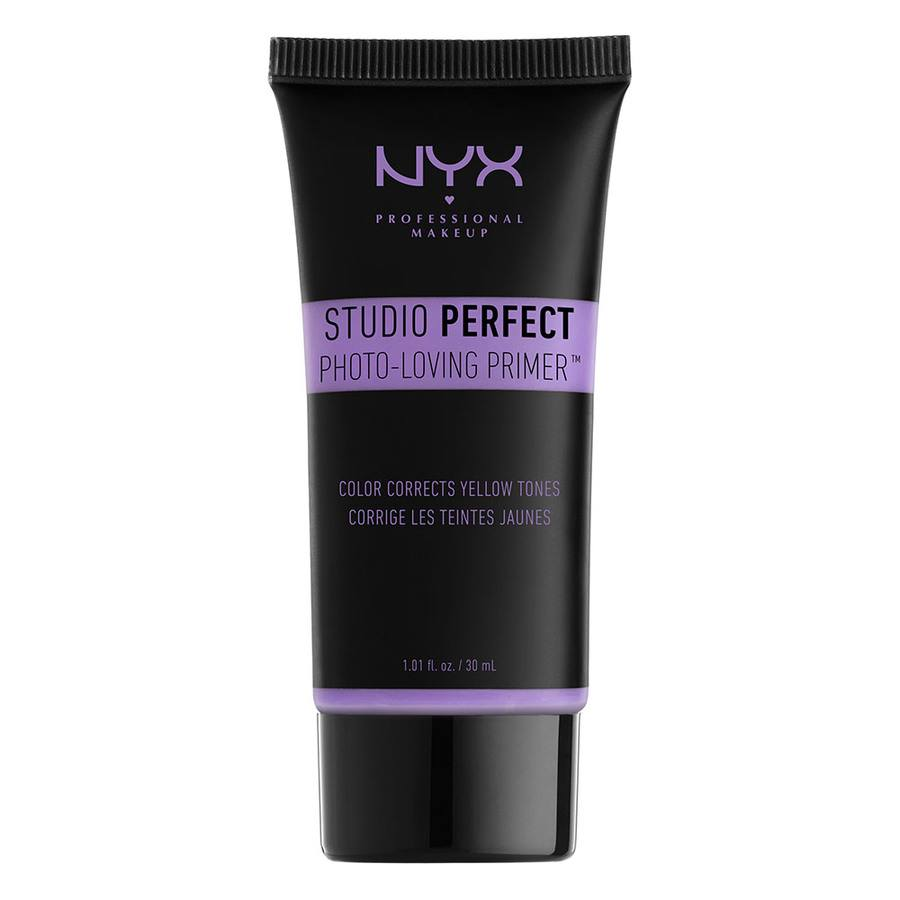 NYX Professional Makeup Studio Perfect Primer (30 ml), Lavender
