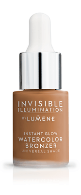 Lumene Invisible Illumination Instant Glow Watercolor Bronzer (15 ml)