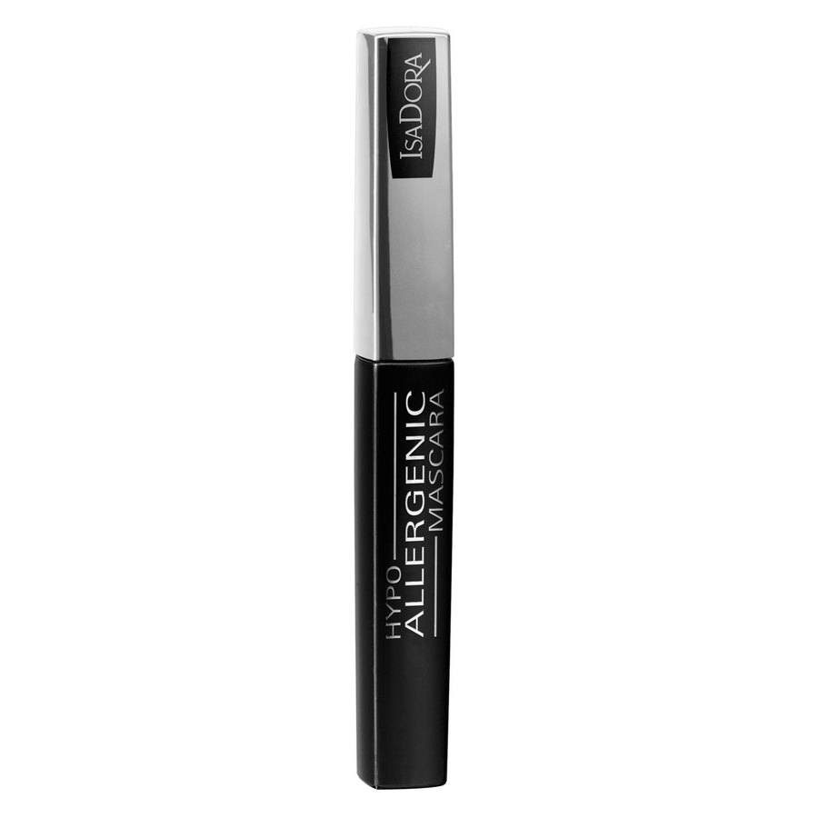 IsaDora Hypo Allergenic Mascara, 01 Black (7ml)