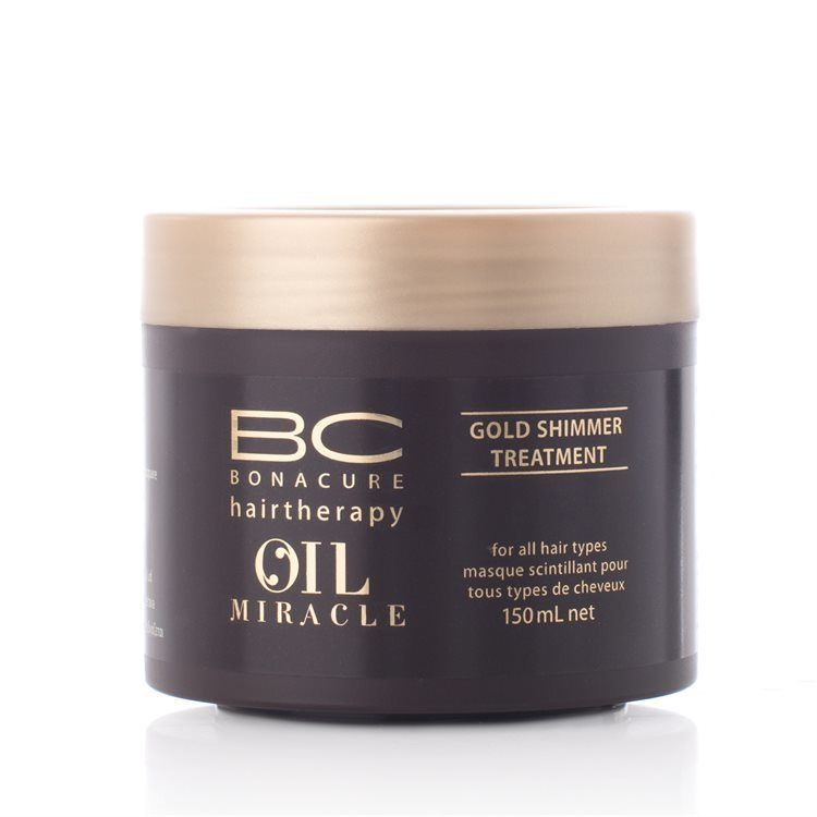 Schwarzkopf BC Bonacure Oil Miracle Gold Shimmer Treatment (150 ml)