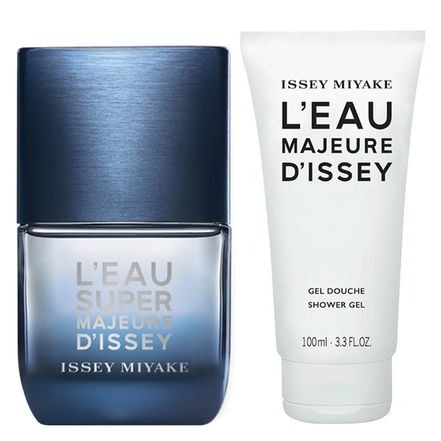 Issey Miyake L'Eau Super Majeure D'Issey Gift Set