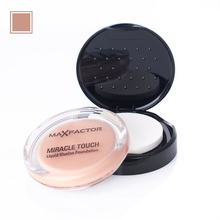 Max Factor Miracle Touch Foundation (11,2 g), 75 Golden