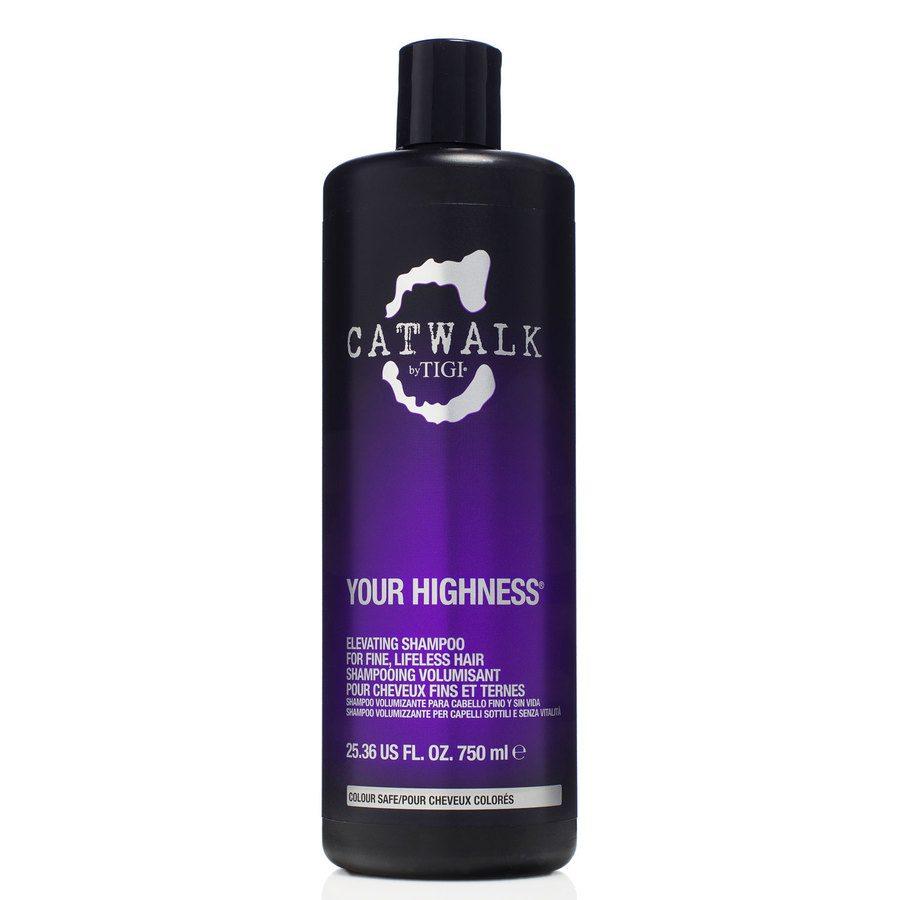 TIGI Catwalk Your Highness Elevating Shampoo (750ml)