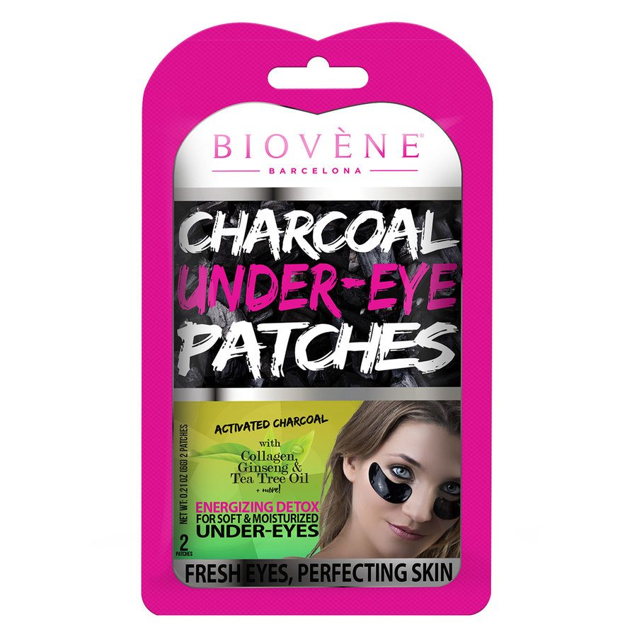 Biovène Charcoal Under-Eye Patches (1 Paar)