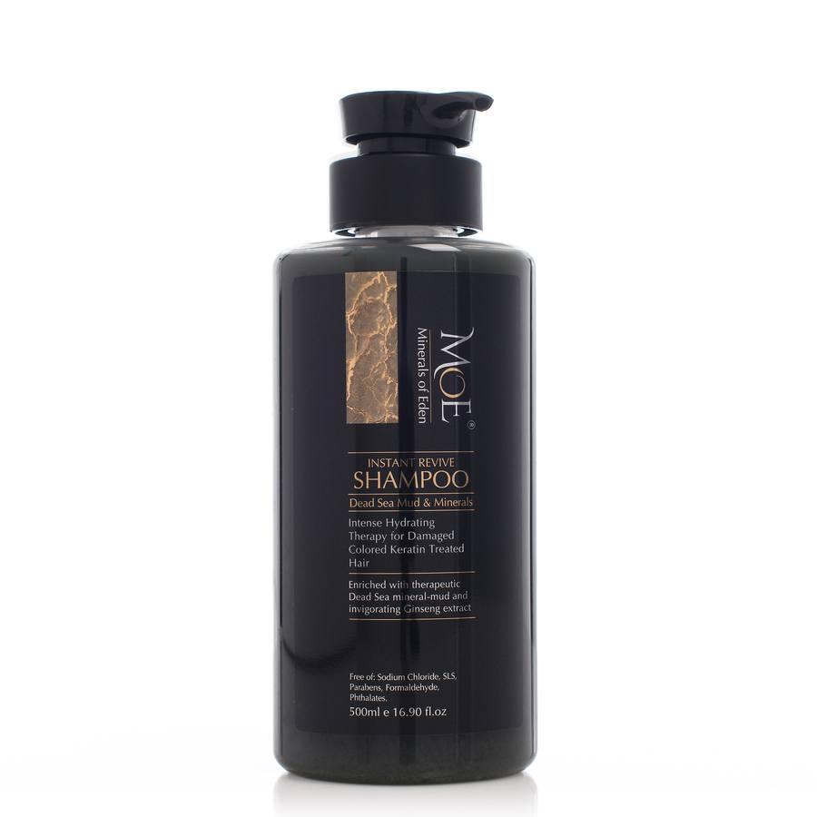 Minerals of Eden Instant Revive Shampoo Dead Sea Mud & Minerals (500 ml)