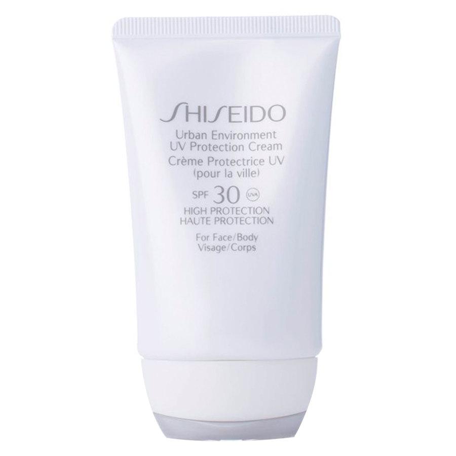 Shiseido Global Suncare Urban Environment UV Protection Cream SPF30 (50 ml)