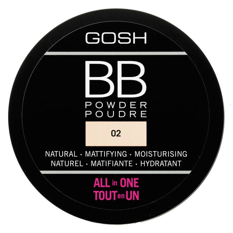 GOSH BB Powder, #002 Sand (6,5 g)