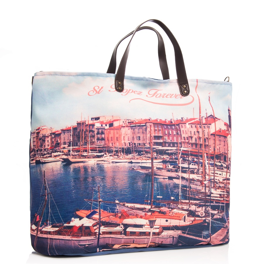 """Shelas große Strandtasche """"St. Tropez"""""""