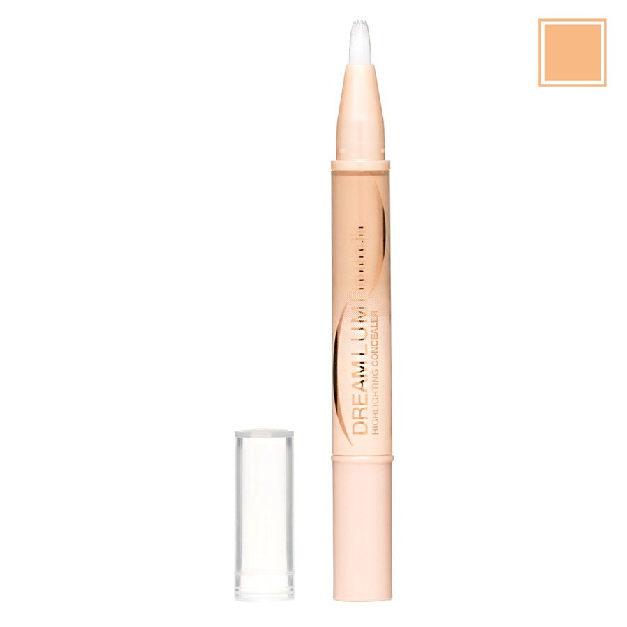 Maybelline Dream Lumi Touch Highlighting Concealer, 02 Nude (2,5 g)