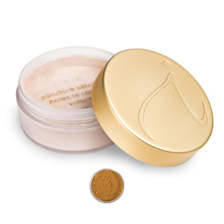 Jane Iredale Amazing Base Loose Mineral Powder SPF 20 (10,5 g), Latte