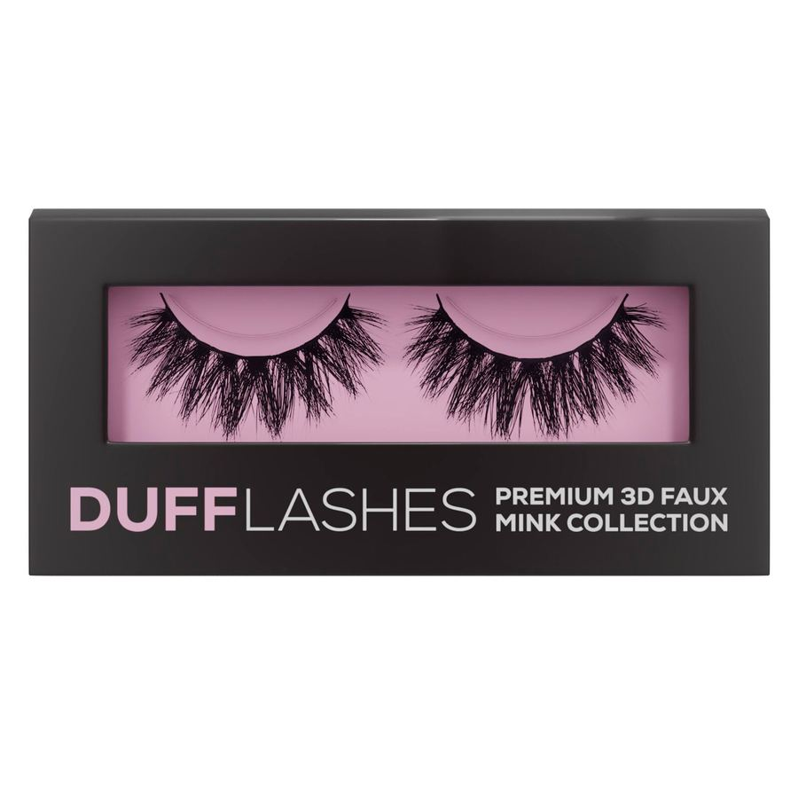 DUFFLashes Viva Glam 3D Lashes