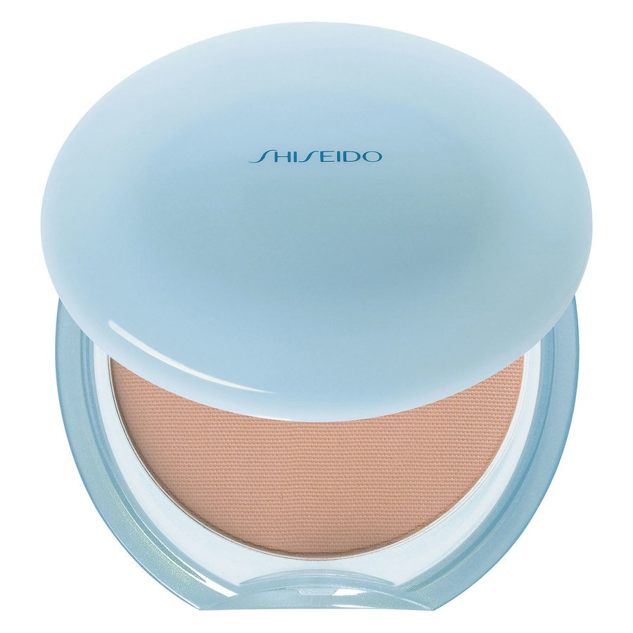 Shiseido Pureness Mattifying Compact Oil-Free Foundation Refill, 20 Light Beige (11 g)