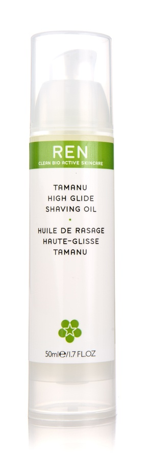 REN Tamanu High Glide Shaving Oil Rasieröl (50 ml)
