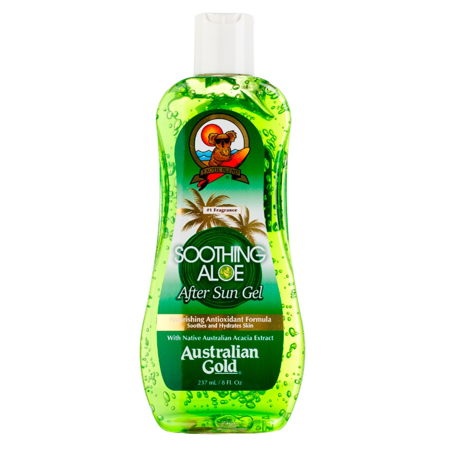 Australian Gold Soothing Aloe After-Sun Gel (237 ml)