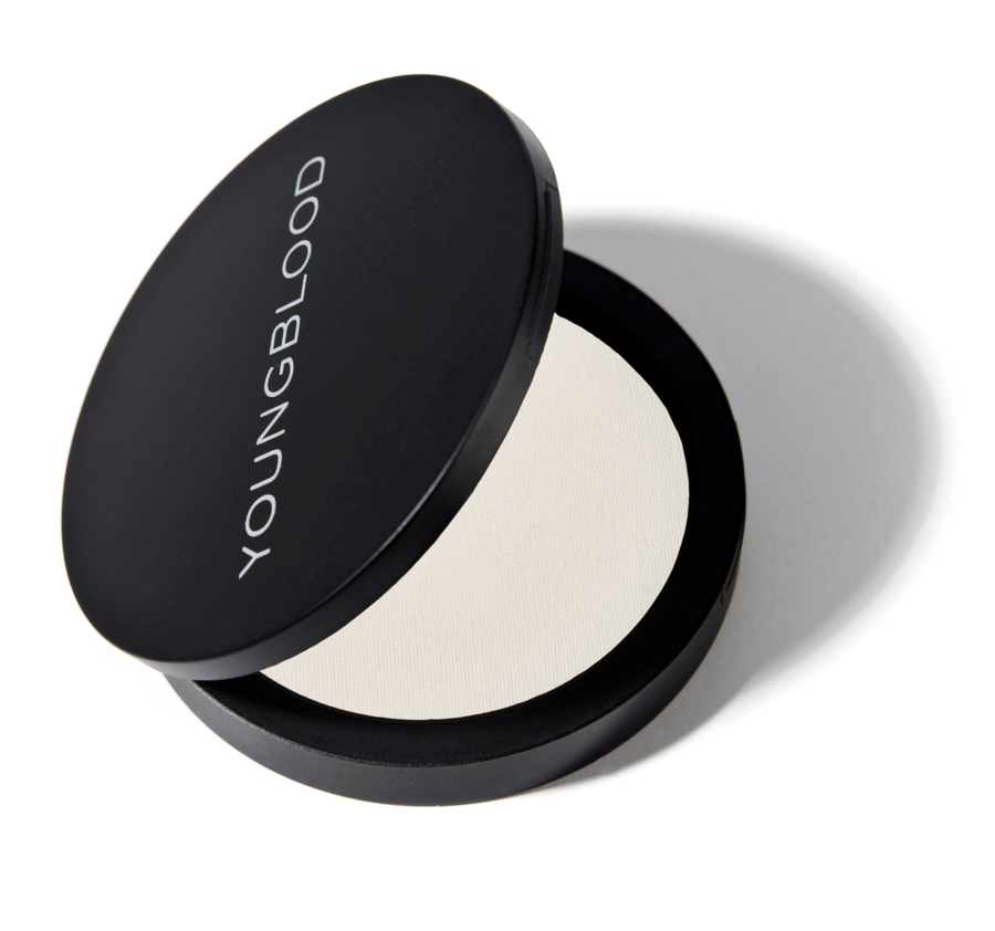 Youngblood Pressed Mineral Rice Setting Powder, Light (10 g)