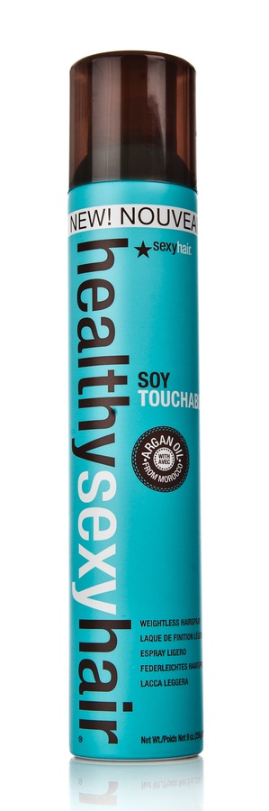 Healthy Sexy Hair Soy Touchable Hairspray (310 ml)