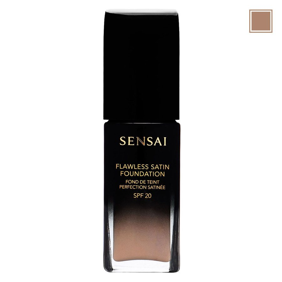 Sensai Flawless Satin Foundation, FS203 Neutral Beige (30 ml)
