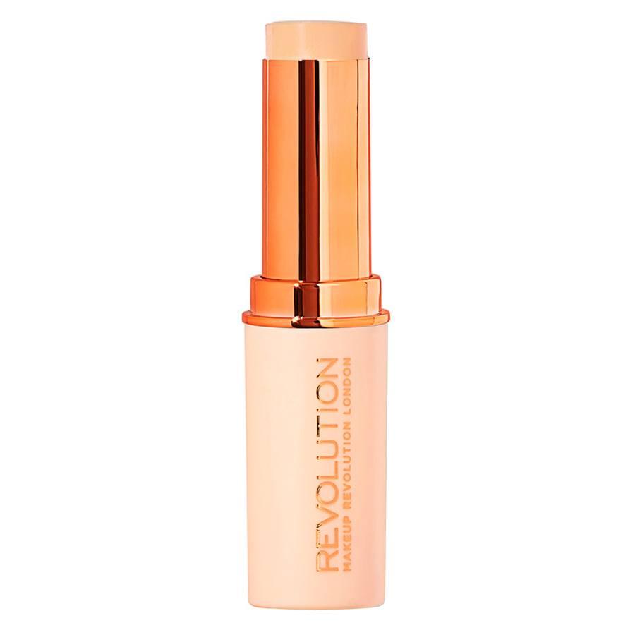 Makeup Revolution Fast Base Stick Foundation, F2 (6,2g)