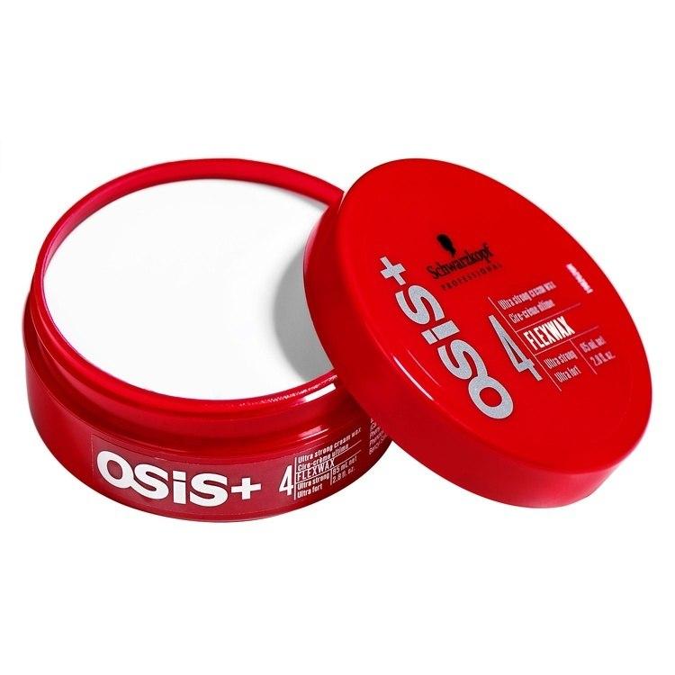 OSiS+ Flexwax Ultra Strong Cream (85 ml)