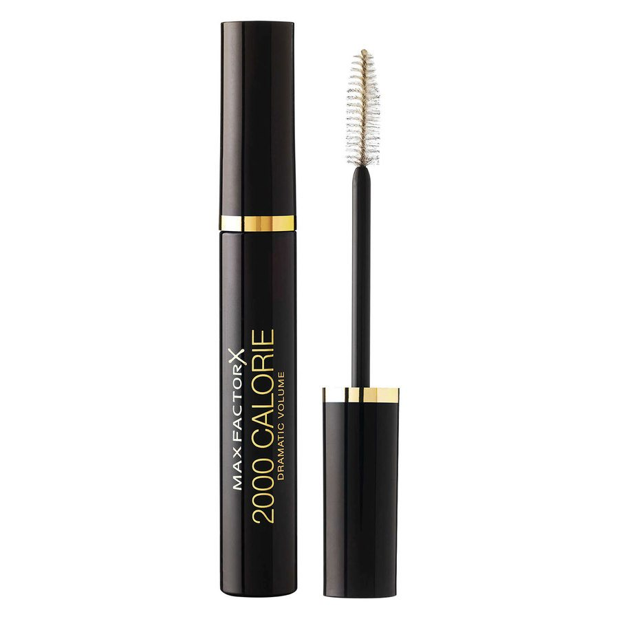 Max Factor Mascara 2000 Calorie Dramatic Volume Mascara (9 ml), Schwarz