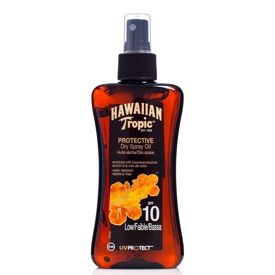 Hawaiian Tropic Protective Dry Oil Spray LSF10 (200 ml)