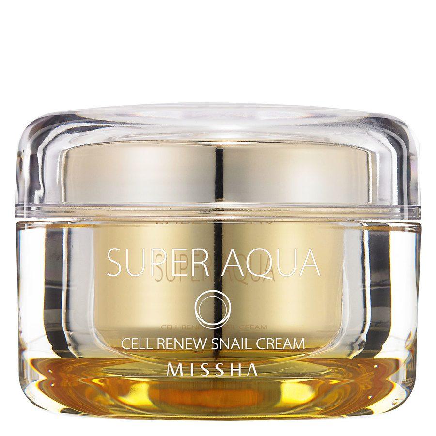 Missha Super Aqua Cell Renew Snail Cream (47 ml)