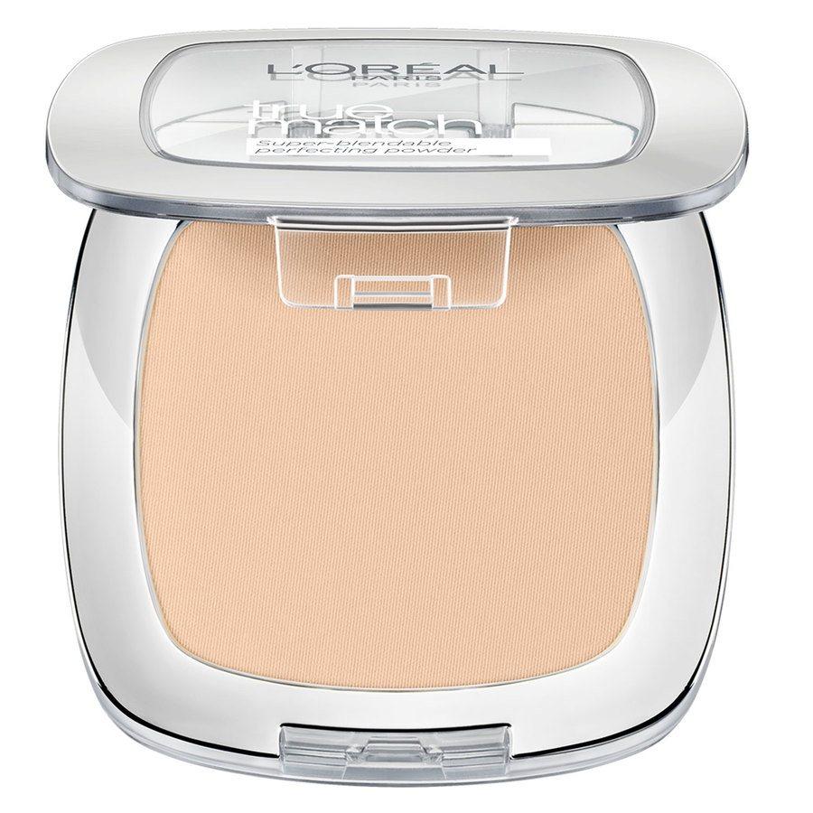 L'Oréal Paris True Match Powder, 2C Rose Vanilla (9 g)