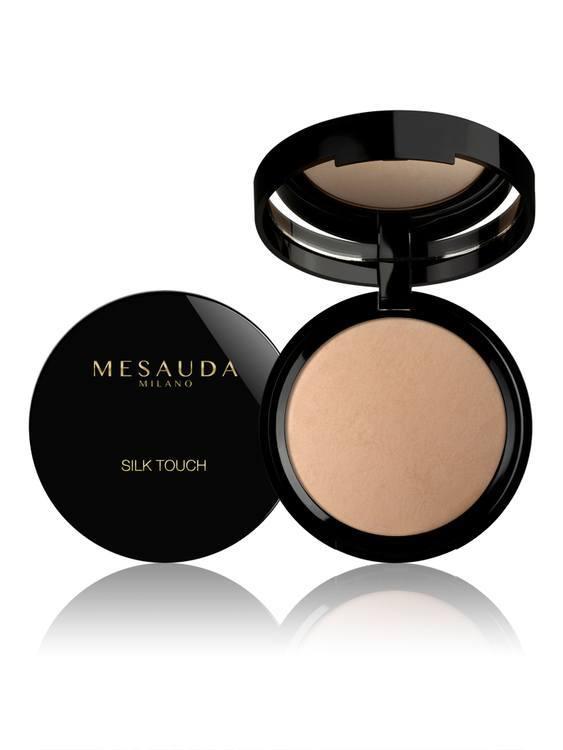 Mesauda Milano Silk Touch Baked Powder, 204 Dore
