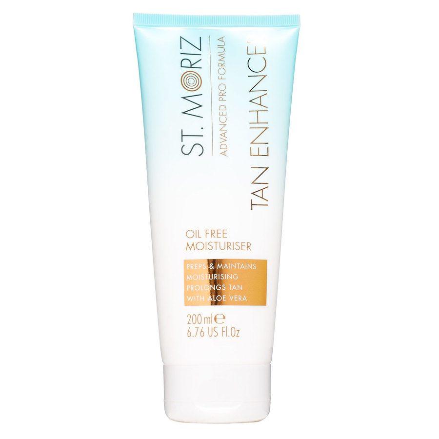 St. Moriz Advanced Pro Formula Tan Enhancer Oil Free Moisturiser (200 ml)