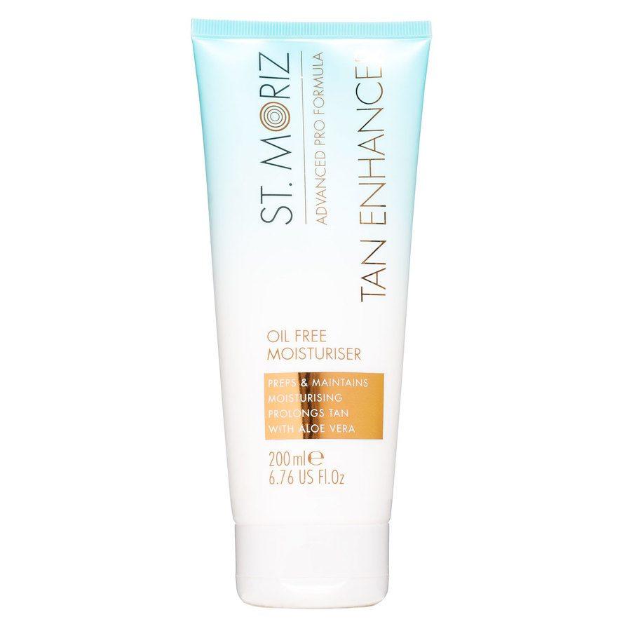 St. Moriz Advanced Pro Formula Tan En hancer Oil Free Moisturiser (200 ml)