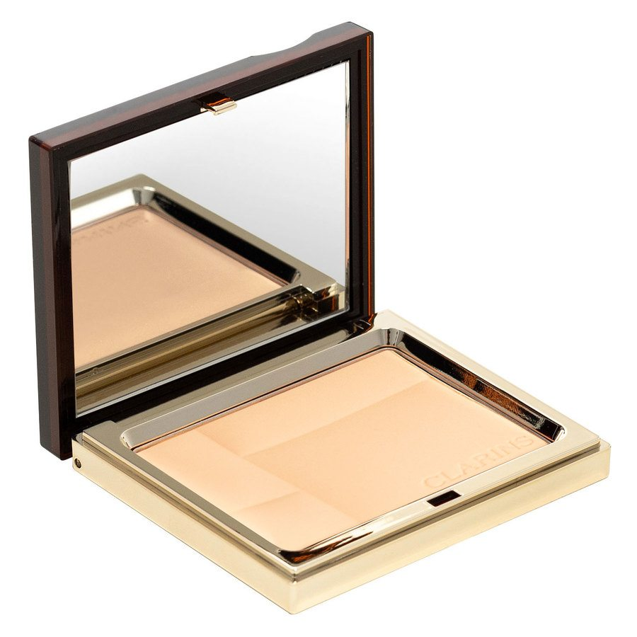 Clarins Ever Matte Mineral Powder Compact, # 00 Transparent Opal (10 g)