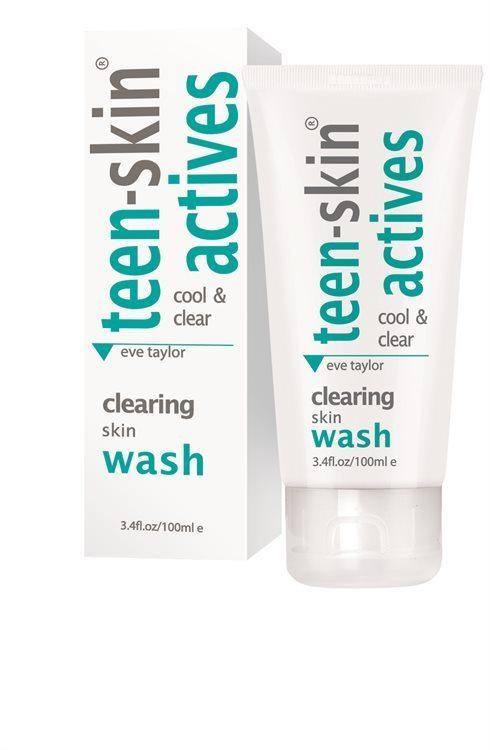Teen Skin Actives Clearing Skin Wash (100 ml)