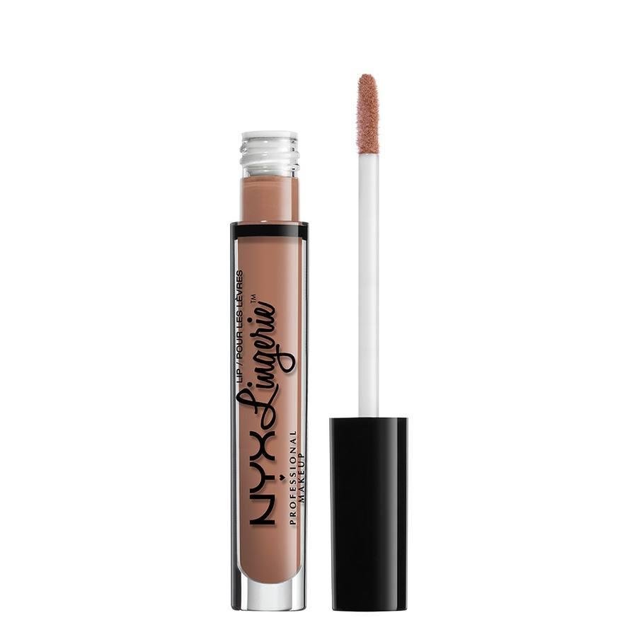 NYX Professional Makeup Lingerie Liquid Lipstick, Satin Ribbon
