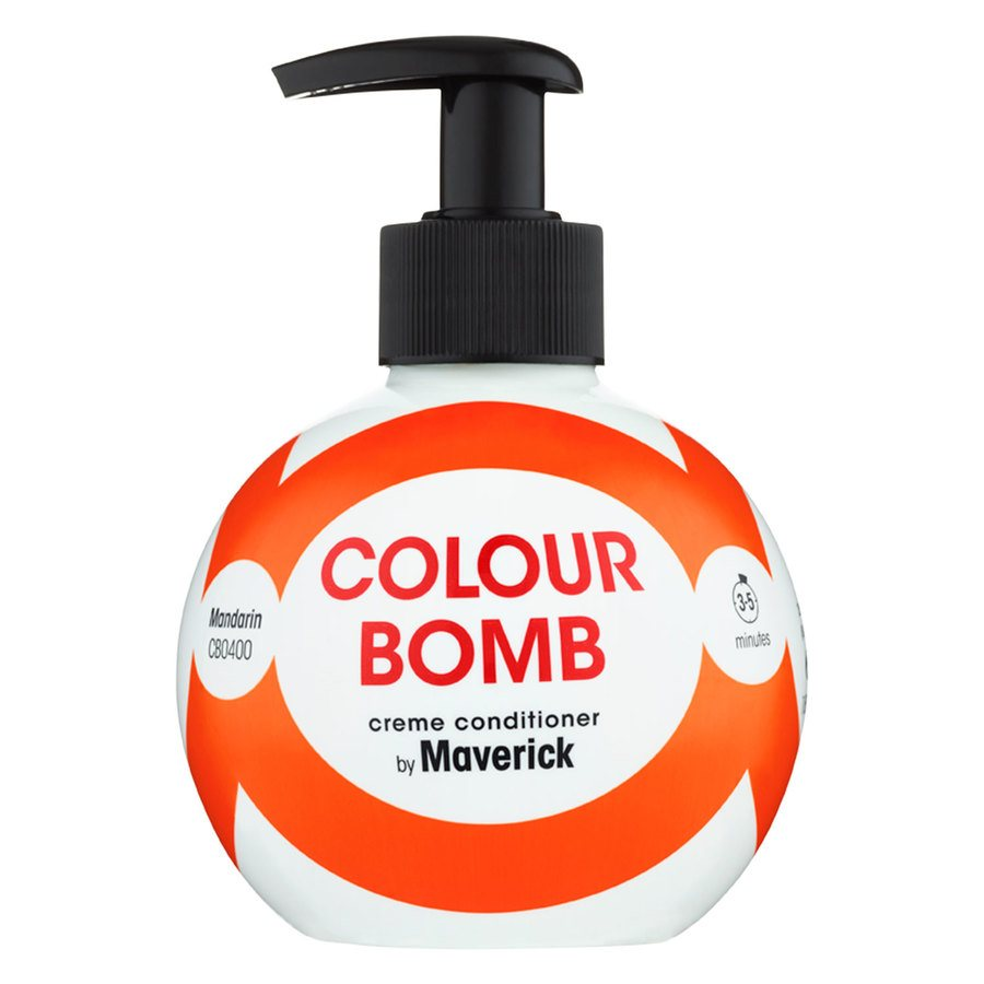 Colour Bomb, Mandarin (250 ml)