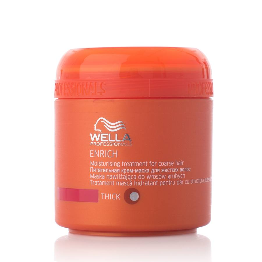 Wella Professionals Enrich Moisturising Treatment Coarse Hair (150 ml)