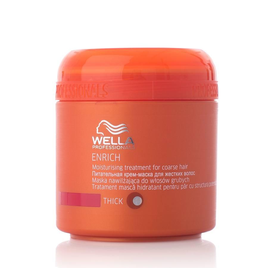 Wella Professionals Enrich Moisturising Mask Coarse Hair (150 ml)