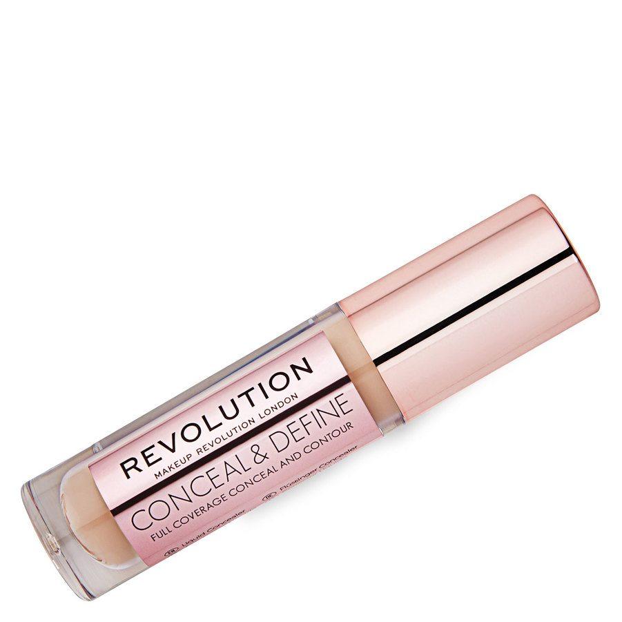 Makeup Revolution Conceal And Define Concealer, C8