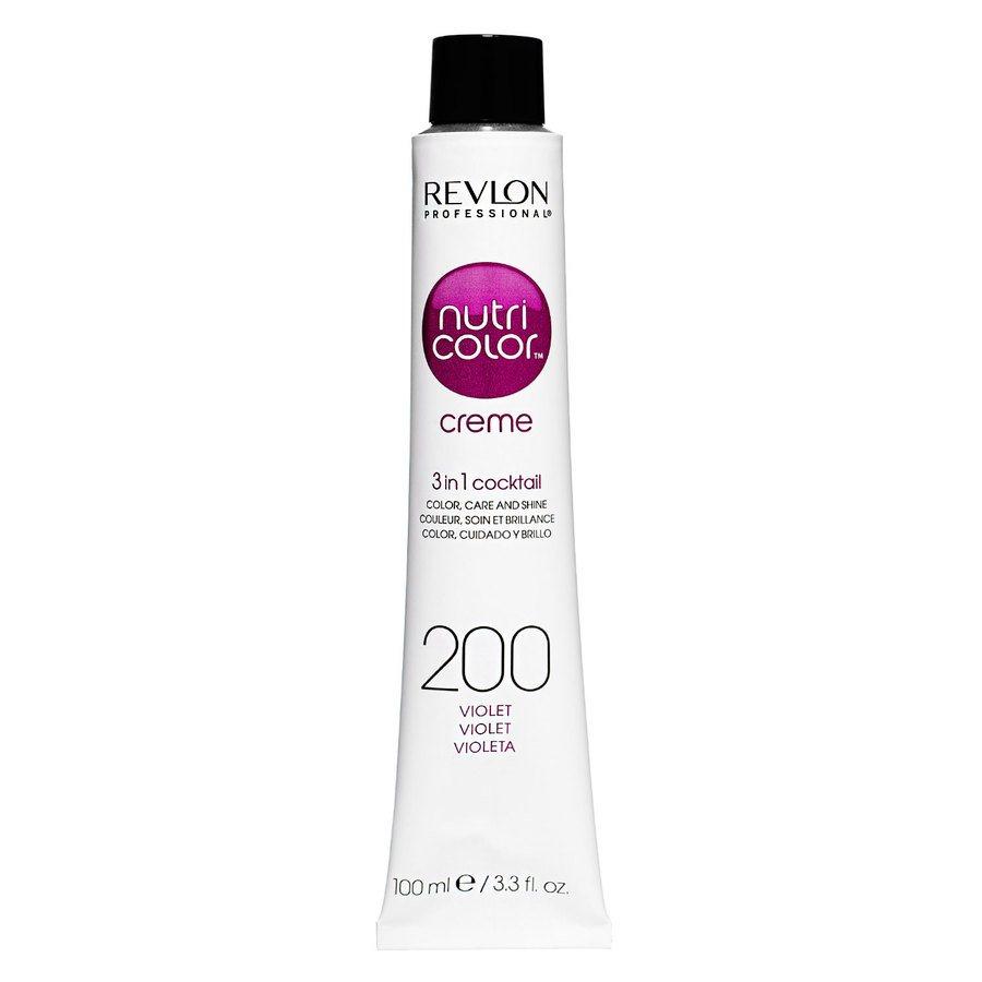 Revlon Professional Nutri Color Creme, #200 Violet 100ml