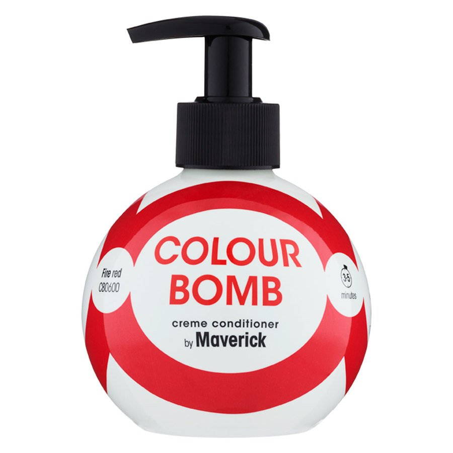 Colour Bomb, Fire Red (250 ml)