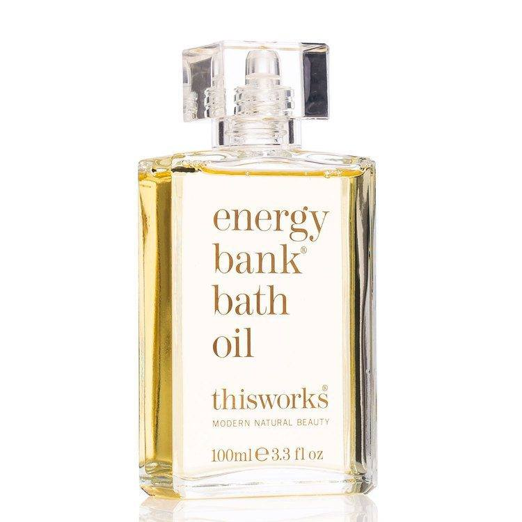 This Works Energy Bank Bath Oil (100ml)