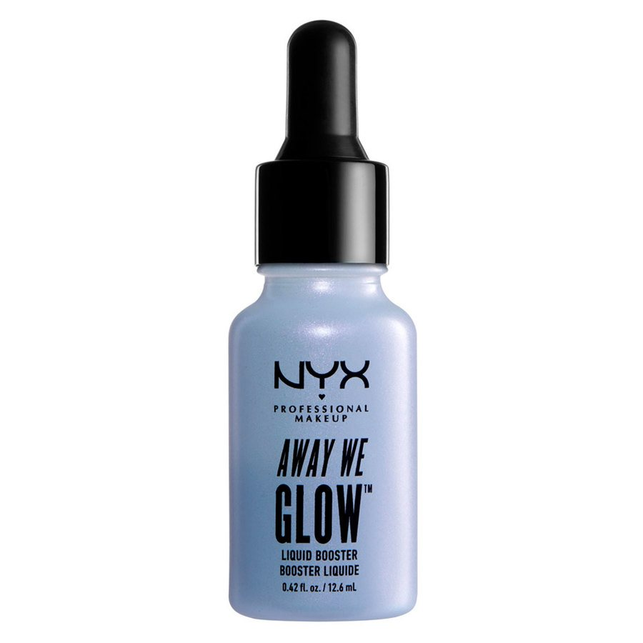 NYX Professional Makeup Away We Glow Liquid Booster, Zoned Out (12,6 ml)
