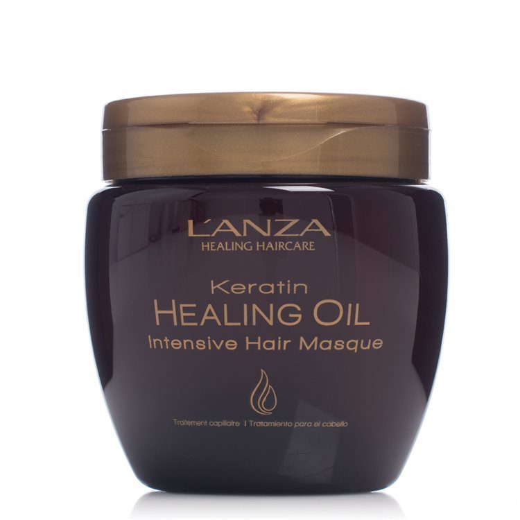 Lanza Keratin Healing Oil Intensive Hair Masque – Haarmaske (210 ml)